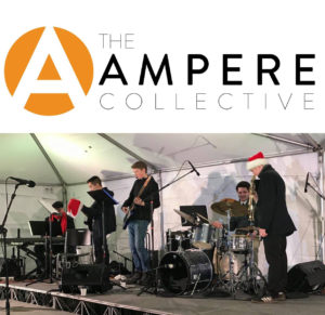 The Ampere Collective will be at Lynnwood's Art of Food & Wine on February 8, 2020